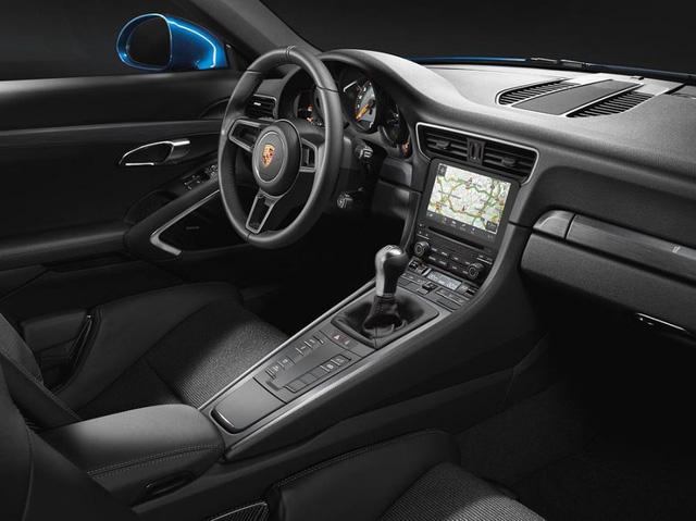 Porsche 911 GT3 2018 có thêm phiên bản Touring Package, bản sao của hàng hiếm 911 R - Ảnh 10.