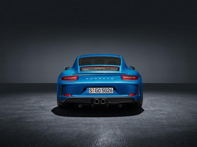 Porsche 911 GT3 2018 có thêm phiên bản Touring Package, bản sao của hàng hiếm 911 R - Ảnh 12.