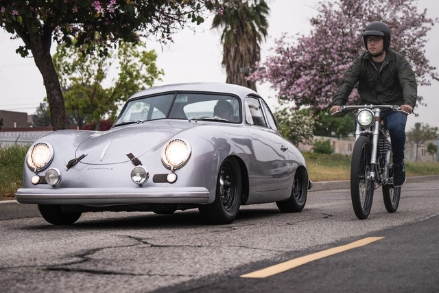 Xe đạp điện phong cách Porsche giới hạn 50 chiếc, giá 150 triệu đồng - Ảnh 3.