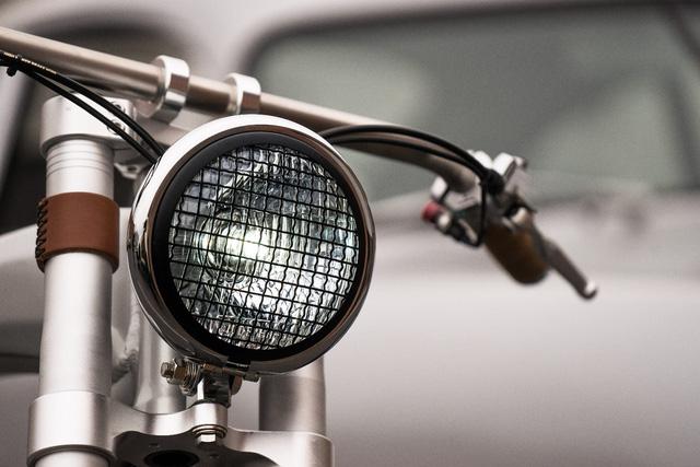 Xe đạp điện phong cách Porsche giới hạn 50 chiếc, giá 150 triệu đồng - Ảnh 4.