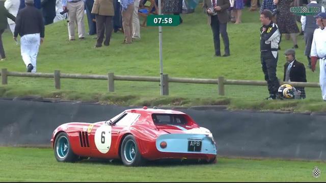 Ferrari 250 GTO, siêu xe kỷ lục với các mức giá bán hàng chục triệu USD gặp nạn - Ảnh 2.