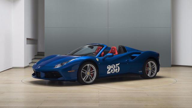 Siêu xe Ferrari 488 mui trần lại có ấn phẩm đặc biệt mới - Ảnh 3.