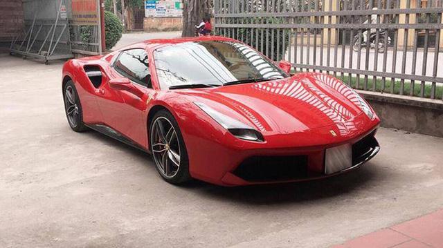Siêu xe Ferrari 488 Spider thứ 2 ra biển số tại Việt Nam - Ảnh 4.