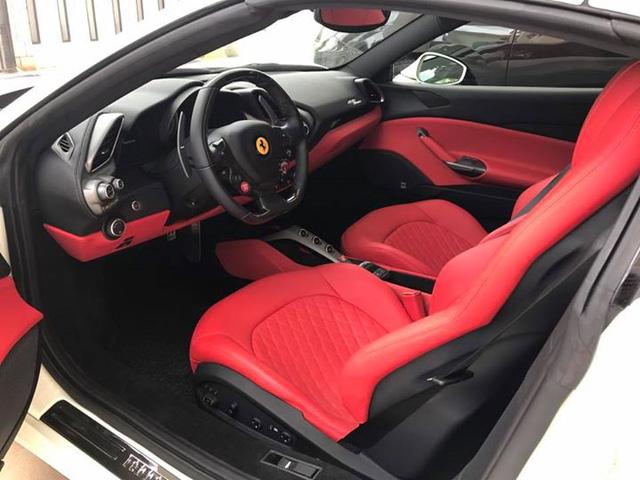 Ferrari 488 Spider có giá rao bán hơn 10 tỷ Đồng tại Campuchia, đại gia Việt phát thèm - Ảnh 4.