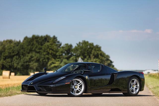 Ferrari Enzo - Ngựa càng già, giá càng chát - Ảnh 7.