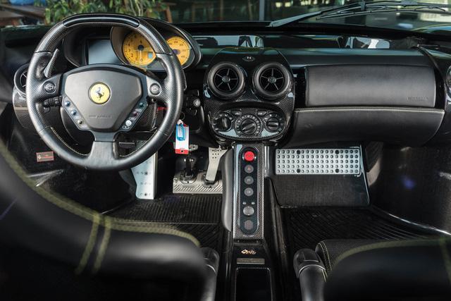 Ferrari Enzo - Ngựa càng già, giá càng chát - Ảnh 6.