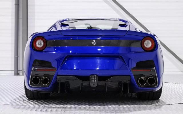 Hàng hiếm Ferrari F12tdf sở hữu ngoại thất lạ mắt được rao bán với mức giá khóc thét - Ảnh 6.