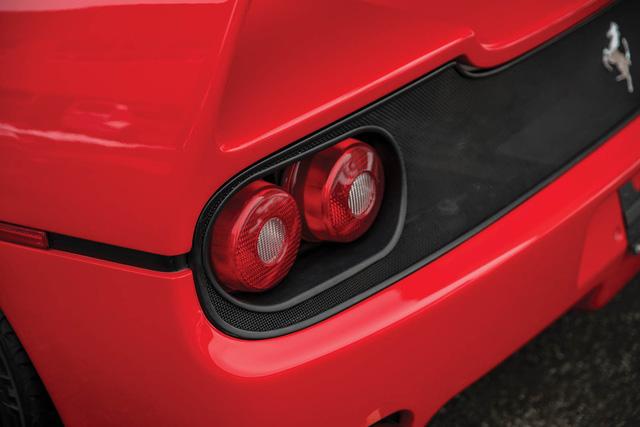 Ferrari F50 của tay đấm huyền thoại Mike Tyson chuẩn bị lên sàn đấu giá - Ảnh 5.