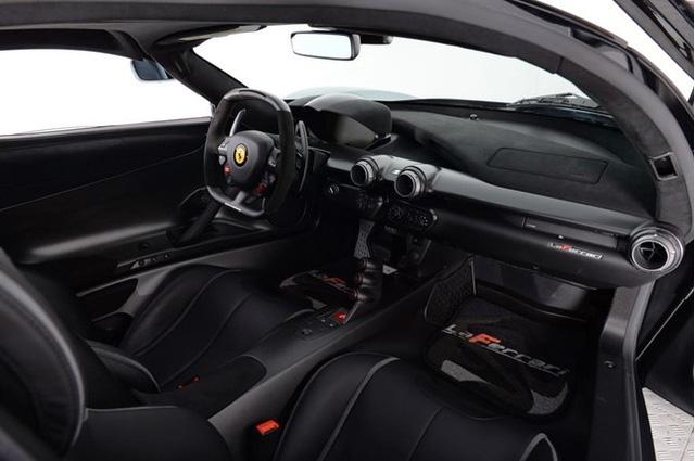 Đã qua sử dụng, Ferrari LaFerrari vẫn có giá gần 91 tỷ Đồng - Ảnh 6.