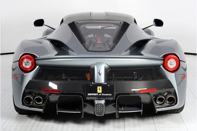 Đã qua sử dụng, Ferrari LaFerrari vẫn có giá gần 91 tỷ Đồng - Ảnh 7.