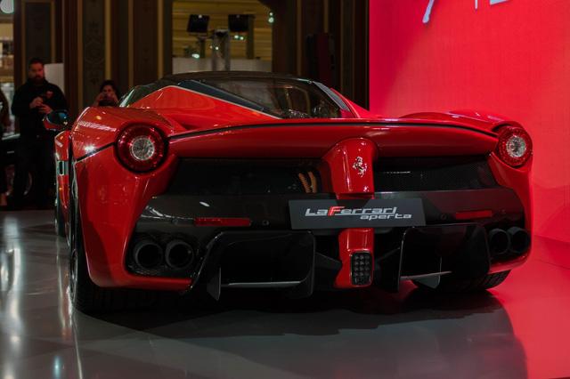 Siêu phẩm Ferrari LaFerrari Aperta ra mắt tại Úc - Ảnh 5.