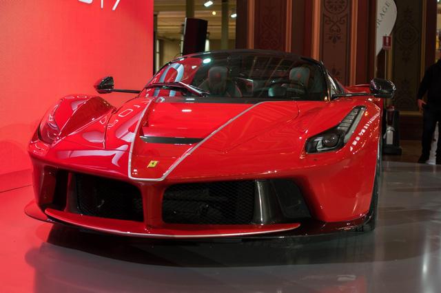 Siêu phẩm Ferrari LaFerrari Aperta ra mắt tại Úc - Ảnh 3.