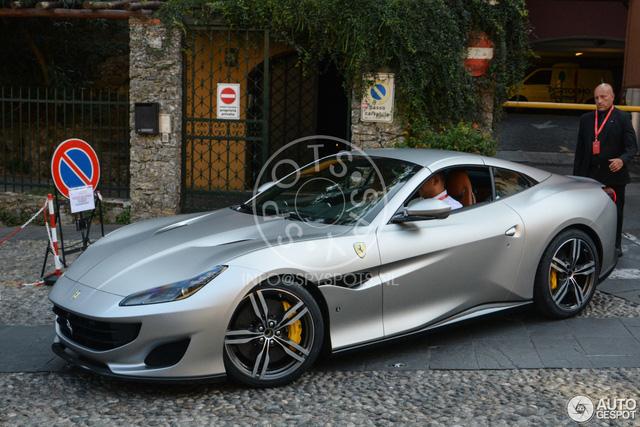 Siêu xe mui trần Ferrari Portofino được giới thiệu riêng cho các khách hàng VIP - Ảnh 10.
