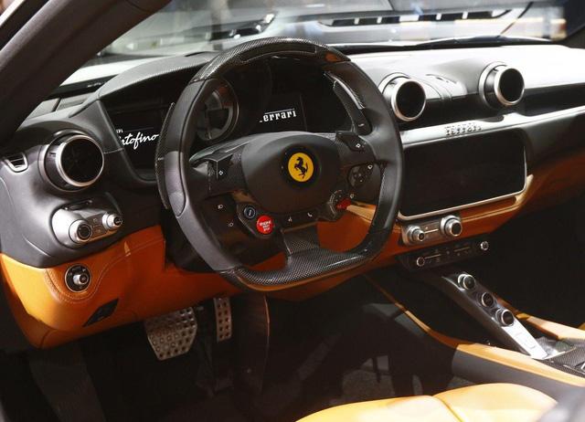 Ferrari Portofino - Siêu xe mui trần cá tính cho các hành trình khác nhau - Ảnh 11.
