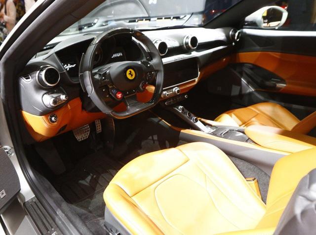 Ferrari Portofino - Siêu xe mui trần cá tính cho các hành trình khác nhau - Ảnh 13.