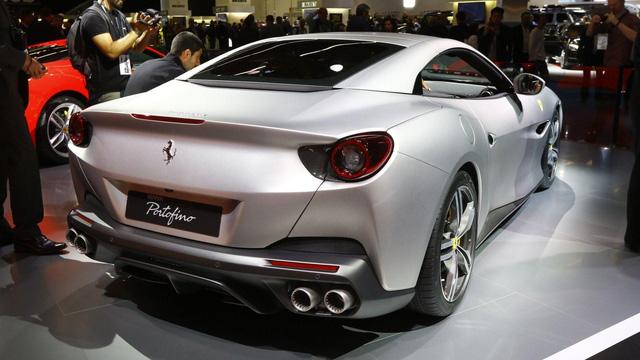 Ferrari Portofino - Siêu xe mui trần cá tính cho các hành trình khác nhau - Ảnh 12.