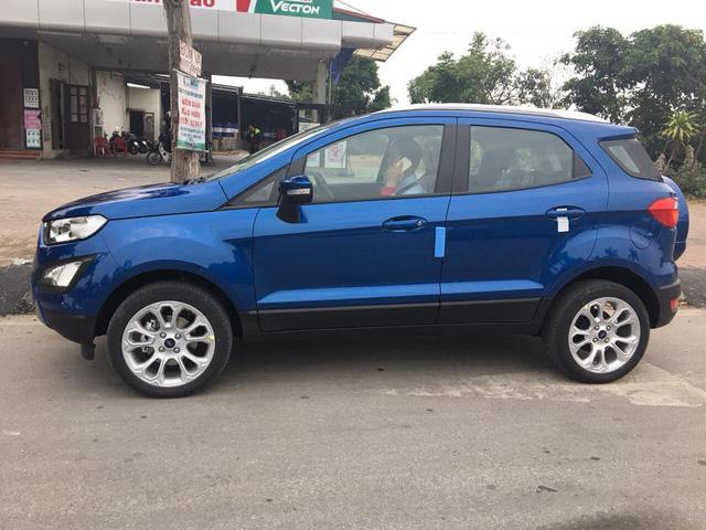 Ford EcoSport 2018 bất ngờ xuất hiện tại Việt Nam - Ảnh 3.