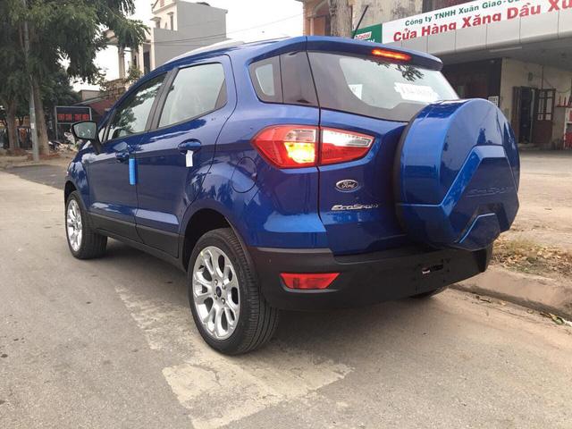 Ford EcoSport 2018 bất ngờ xuất hiện tại Việt Nam - Ảnh 4.