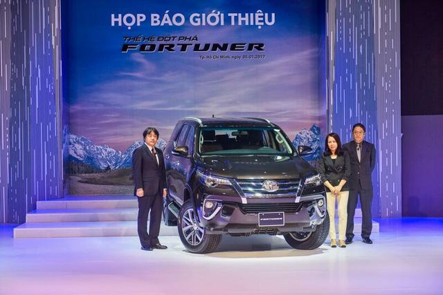 Năm 2016, Người Việt mua hơn 57 ngàn xe Toyota - Ảnh 3.