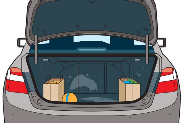 5 điểm trên xe hơi siêu bẩn do thường bị bỏ quên khi vệ sinh - Ảnh 2.