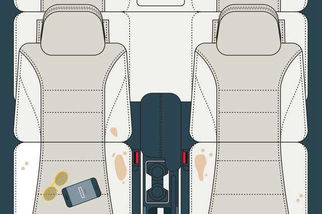 5 điểm trên xe hơi siêu bẩn do thường bị bỏ quên khi vệ sinh - Ảnh 5.