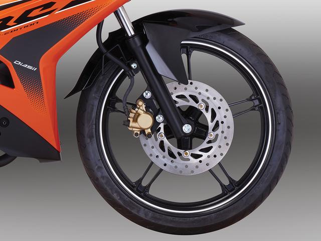 Yamaha giới thiệu Exciter và NVX 155 phiên bản màu giới hạn - Ảnh 4.