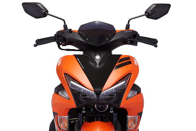 Yamaha giới thiệu Exciter và NVX 155 phiên bản màu giới hạn - Ảnh 5.