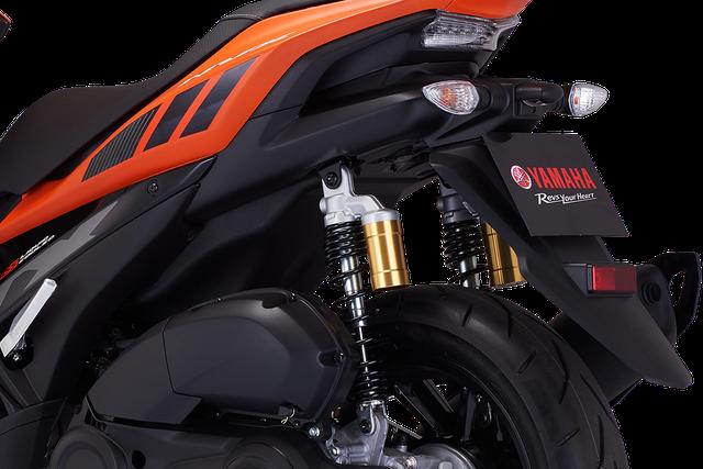 Yamaha giới thiệu Exciter và NVX 155 phiên bản màu giới hạn - Ảnh 6.