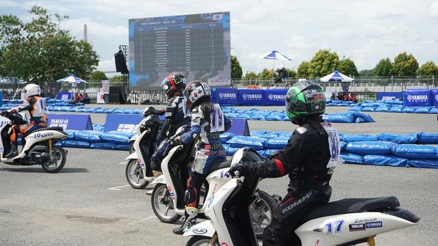 Hơn 100 tay đua đăng ký tham dự giải đua Yamaha GP lần thứ 2 - Ảnh 2.