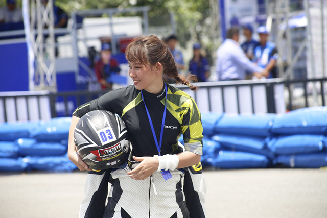 Hơn 100 tay đua đăng ký tham dự giải đua Yamaha GP lần thứ 2 - Ảnh 4.
