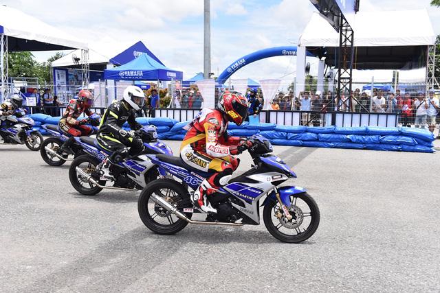 Hơn 100 tay đua đăng ký tham dự giải đua Yamaha GP lần thứ 2 - Ảnh 1.