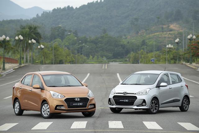 Hyundai Grand i10 hạ giá xuống 315 triệu đồng - Ảnh 1.