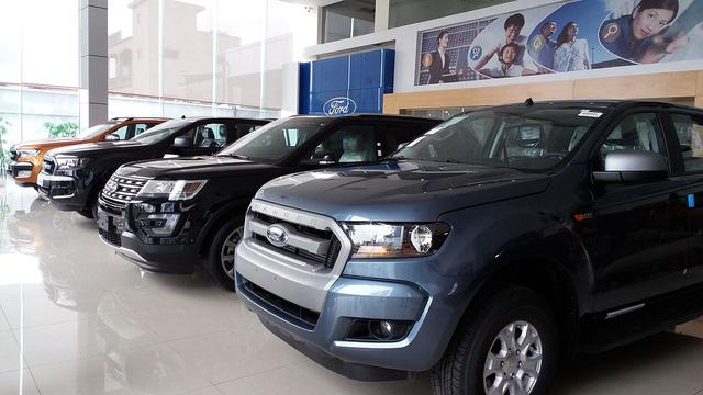 Chờ giờ G, thị trường ô tô Việt Nam biến động khó lường - Ảnh 1.