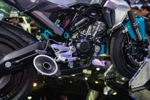Honda 150SS Racer - Xe café racer vừa cổ điển vừa hiện đại - Ảnh 8.