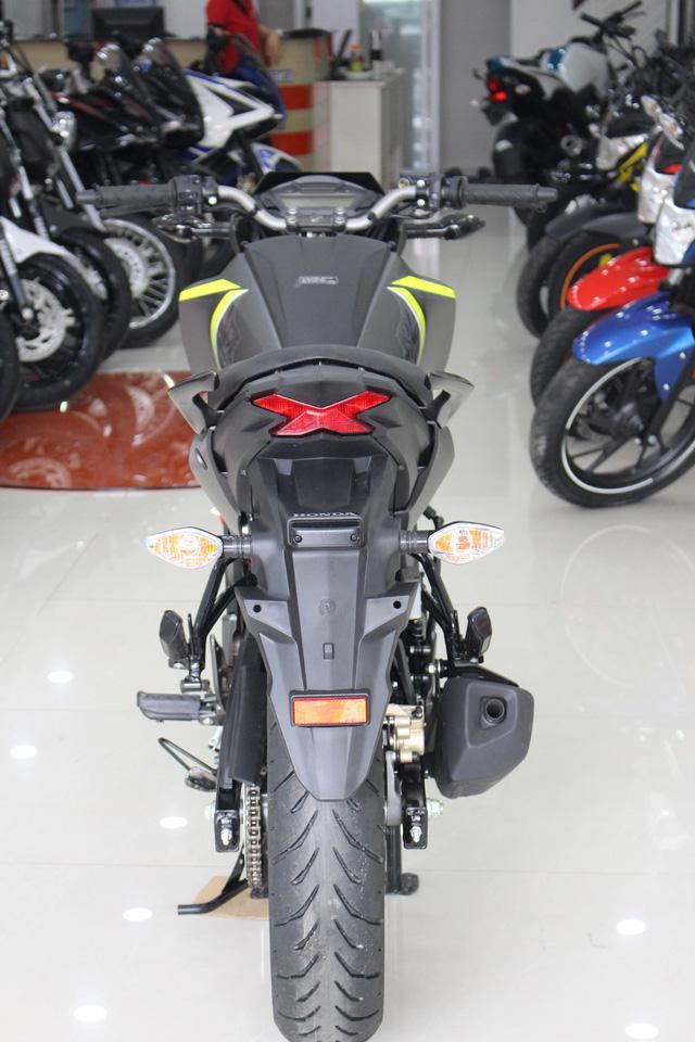 Honda CB Hornet 160R 2017 cập bến Việt Nam, giá từ 73 triệu Đồng - Ảnh 12.
