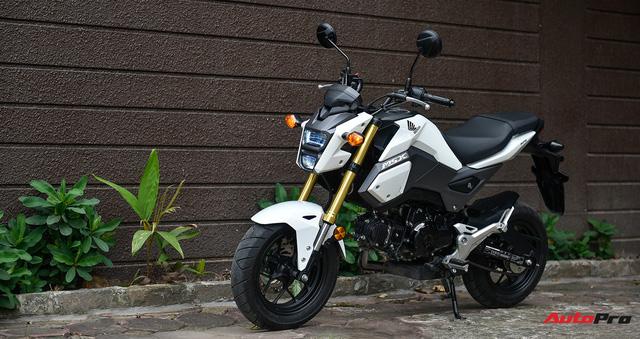 Loạt xe máy mới, giá mềm đáng chú ý ra mắt tại Việt Nam trong năm 2017 - Ảnh 9.
