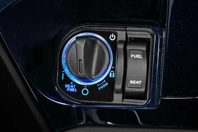 Bộ đôi Honda PCX Hybrid và PCX Electric được vén màn, sẽ bán vào năm sau - Ảnh 10.