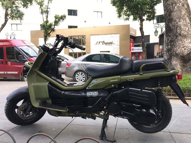 Honda PS250 hàng hiếm của dân sưu tầm Tiền Giang - Ảnh 6.