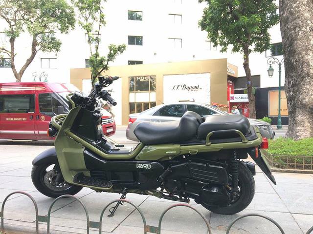Honda PS250 hàng hiếm của dân sưu tầm Tiền Giang - Ảnh 4.