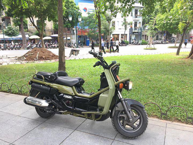 Honda PS250 hàng hiếm của dân sưu tầm Tiền Giang - Ảnh 1.