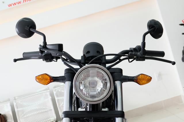 Honda Rebel 300 ABS 2017 có giá bán tham khảo 180 triệu Đồng tại thị trường Việt Nam - Ảnh 13.