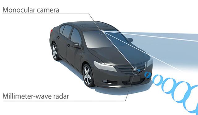 Khám phá công nghệ giúp Honda Accord an toàn như CR-V 7 chỗ - Ảnh 1.