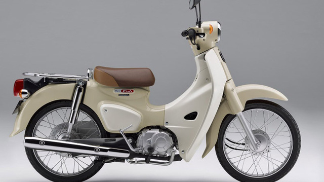 Không hổ danh là xe máy bán chạy nhất mọi thời đại, Honda Super Cub đạt mốc 100 triệu chiếc xuất xưởng