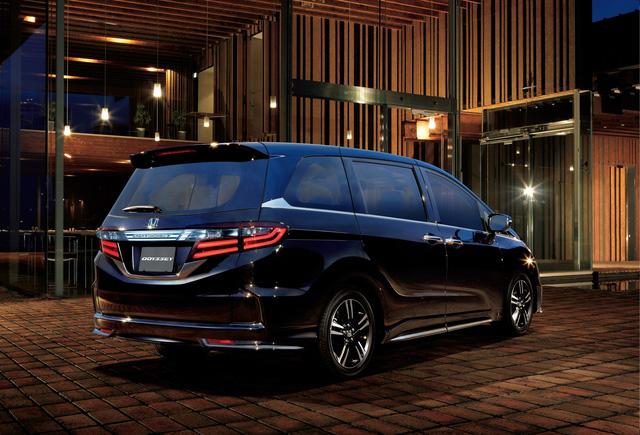 Honda Odyssey 2017 nâng cấp nhẹ, giá không đổi - Ảnh 2.