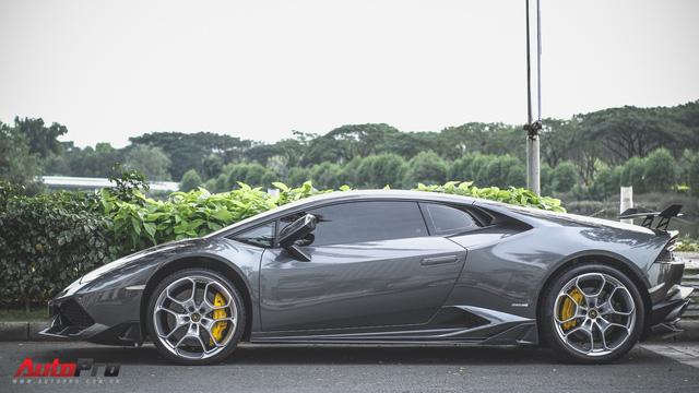 Lamborghini Huracan lên bodykit chính hãng 22.500 USD tại Việt Nam - Ảnh 2.