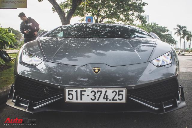 Lamborghini Huracan lên bodykit chính hãng 22.500 USD tại Việt Nam - Ảnh 3.