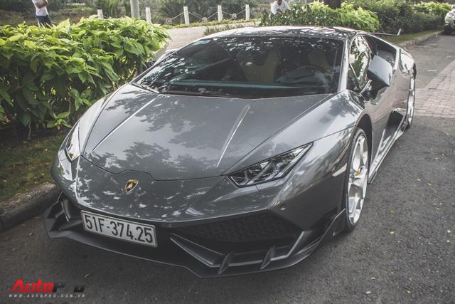 Lamborghini Huracan lên bodykit chính hãng 22.500 USD tại Việt Nam - Ảnh 8.