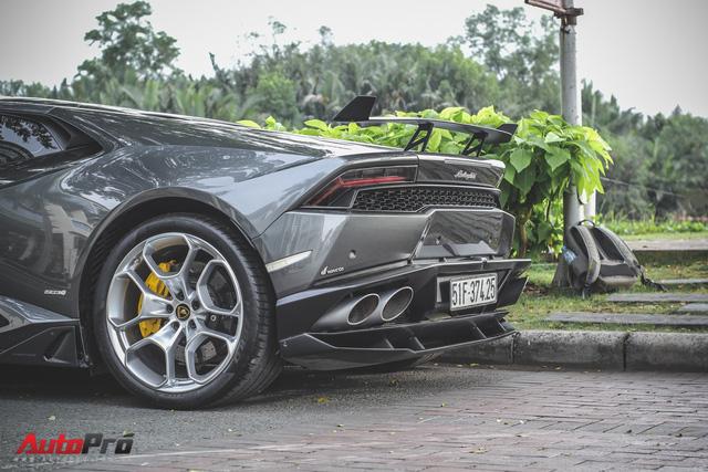 Lamborghini Huracan lên bodykit chính hãng 22.500 USD tại Việt Nam - Ảnh 6.