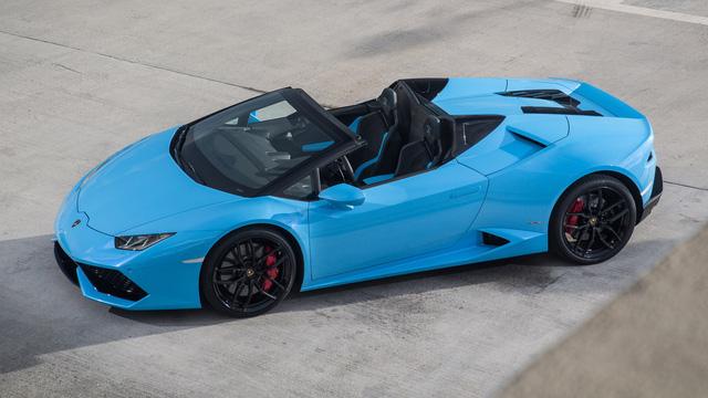 Năm 2016: Trung bình 1 ngày, Lamborghini bán được 9 chiếc siêu xe - Ảnh 1.
