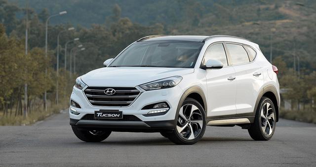 Hyundai Tucson giảm giá mạnh - bước đi đầy toan tính của HTC - Ảnh 1.